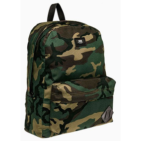 0d0756d27 Mochila Vans Realm Backpack 2 - Mochilas Verde en Distrito Federal ...
