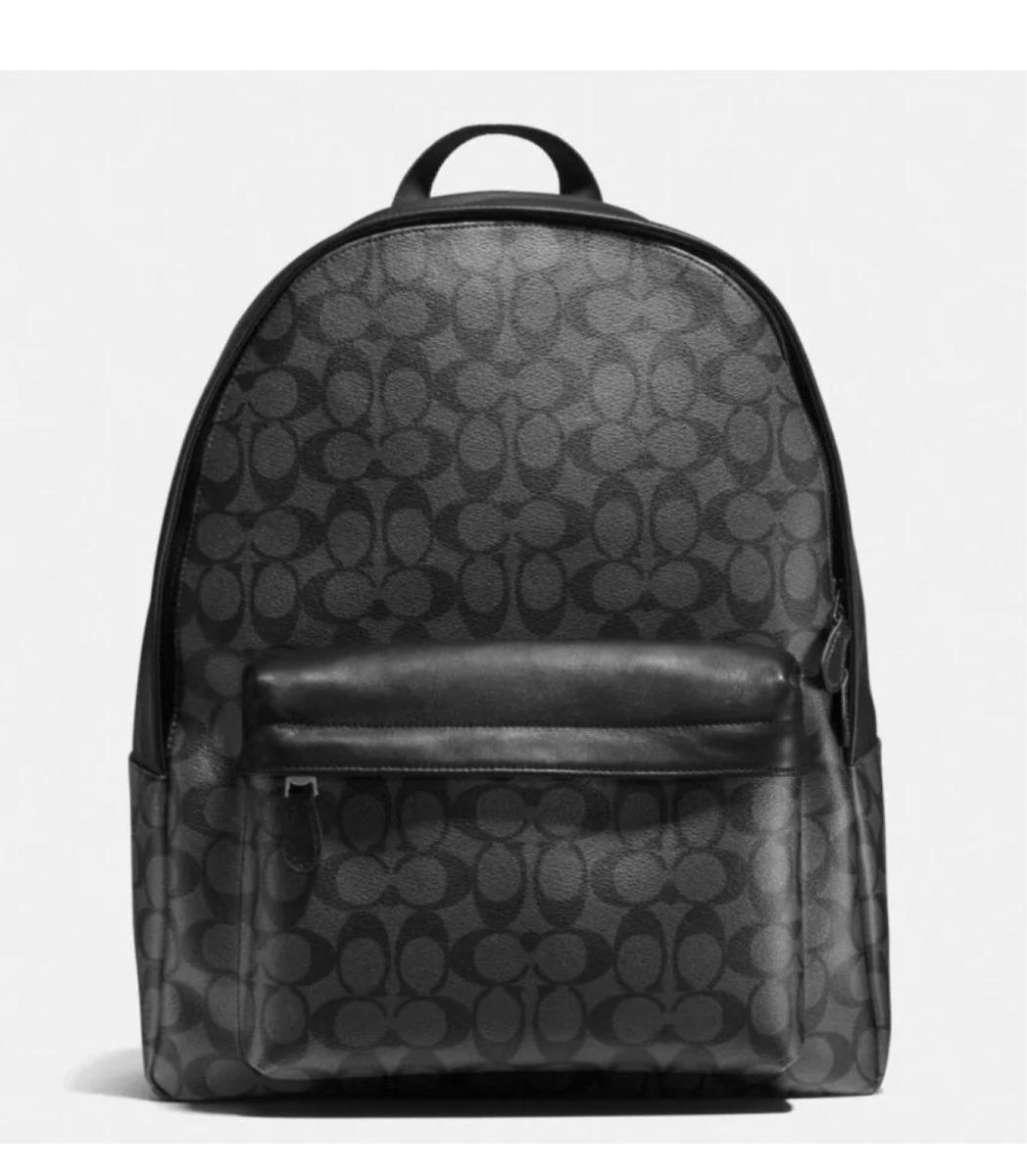 mochilas coach originales para hombre