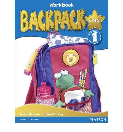 backpack gold 1 - workbook - pearson - rincon 9