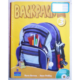 Backpack Gold 3 / Ed Pearson Longman (con Cd)