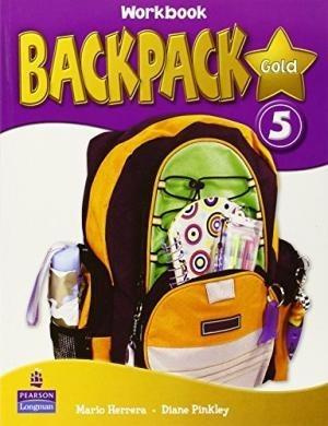 backpack gold 5 - workbook - pearson - rincon 9