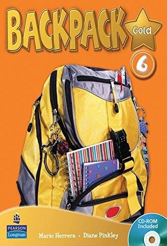 backpack gold 6 - student s book - pearson - rincon 9