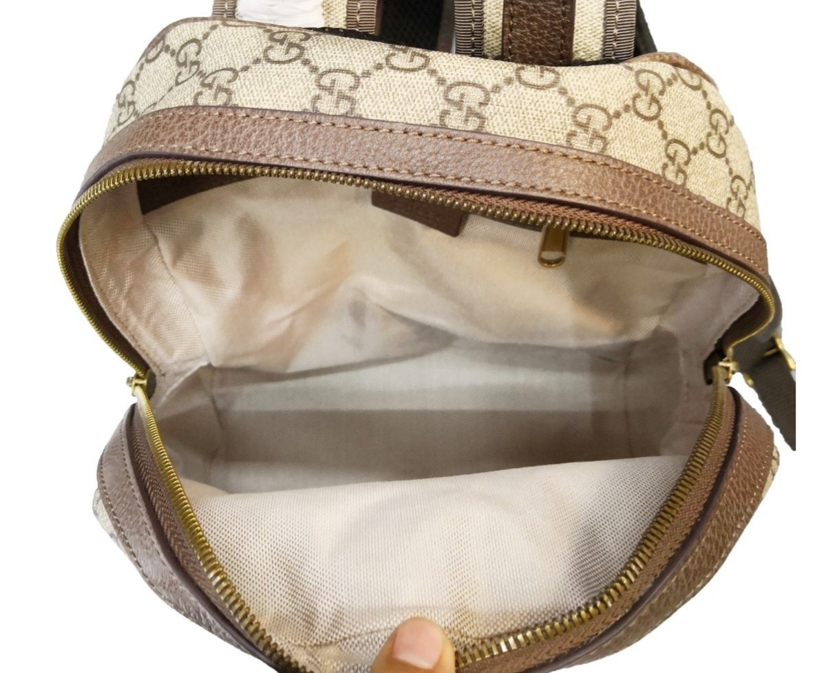 bfea7d00e backpack gucci gg tres cerditos meses s/i y envío gratis. Cargando zoom.