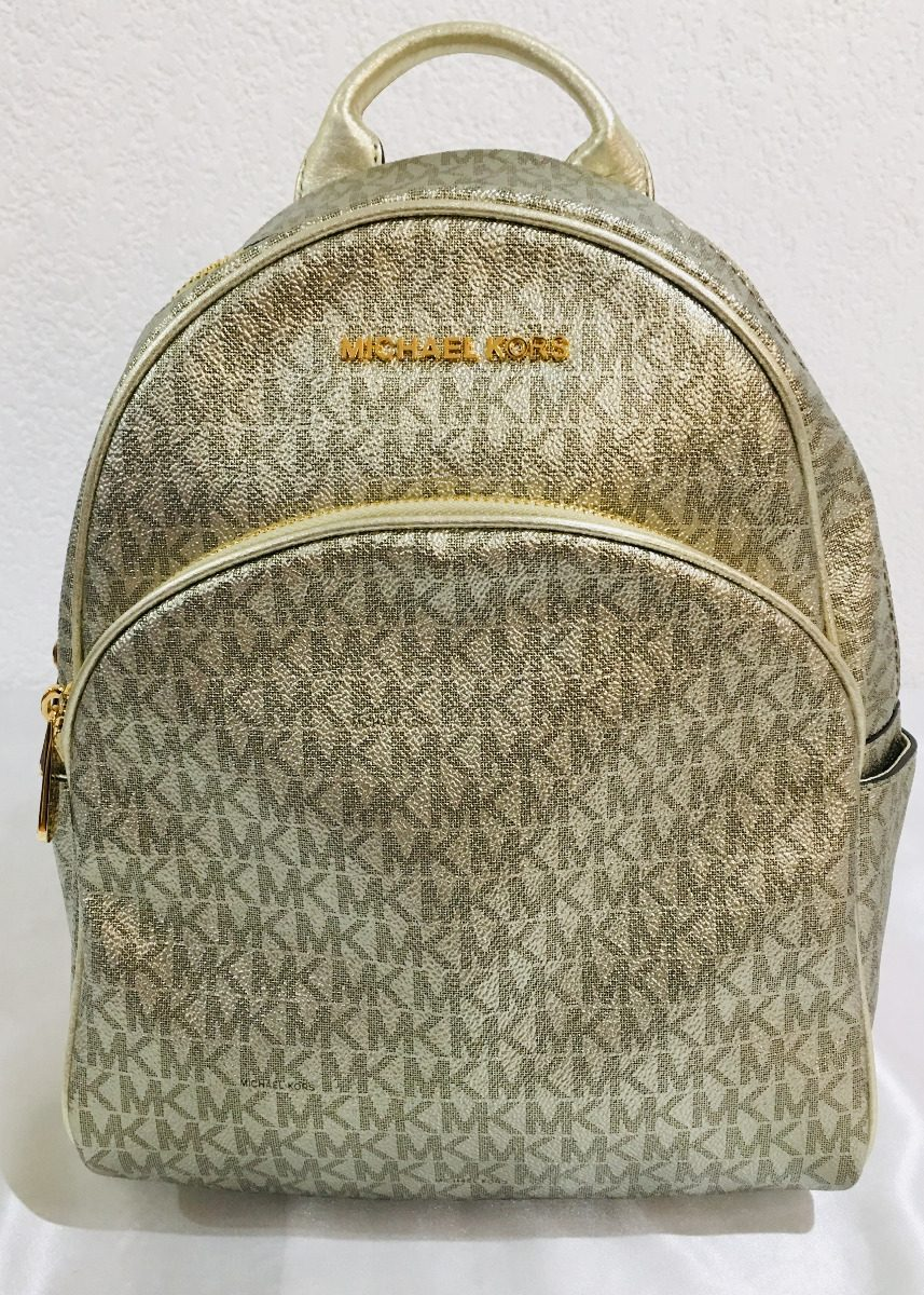 fde47b885b Backpack Michael Kors Original Monograma Dorado