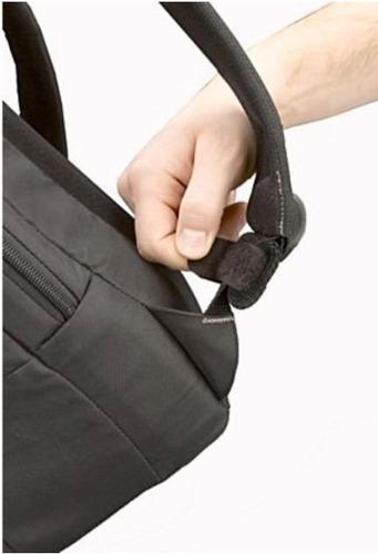 backpack / mochila caselogic 17in negro/gris nuevo