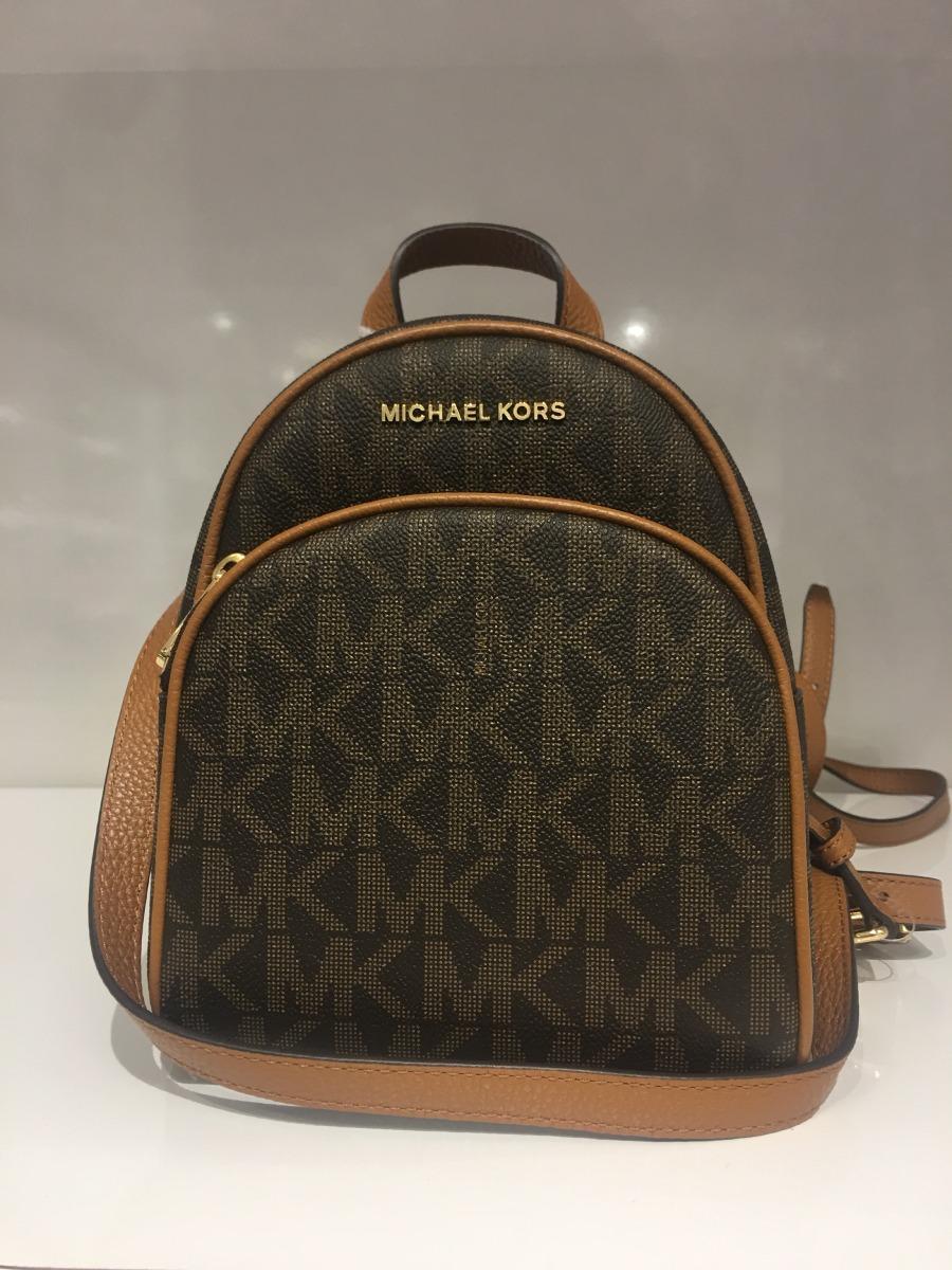 4d90026ae2a5 ... netherlands backpack mochila michael kors mk 100 original chica. cargando  zoom. da6e3 fd06c