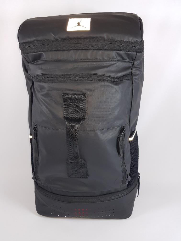 backpack nike jordan negra compartimento para lap. Cargando zoom. 1395bf248e6b8