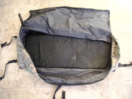 backpack para cuatrimoto