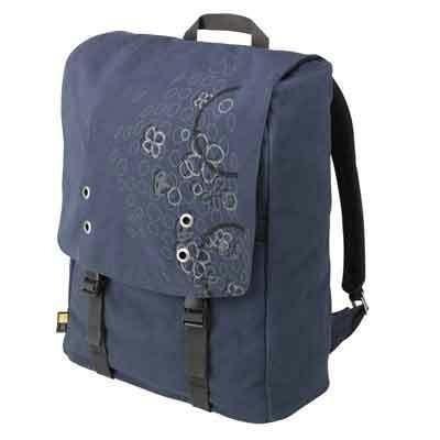 backpack salveque caselogic 15  azul snb-15-blue