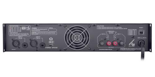 backstage amplificador pro cs-8000 hasta 720w rms