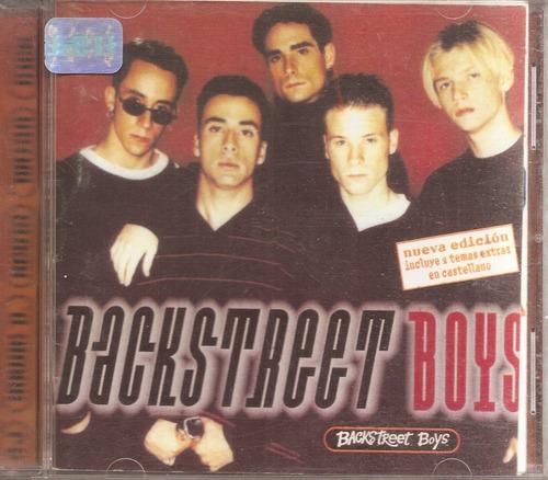 backstreet boys  -- cd original  -- un tesoro músical