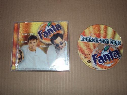 backstreet boys  cd promocional