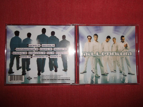 backstreet boys - millenium cd usa ed 1999 mdisk