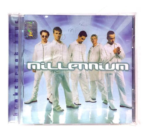 backstreet boys millennium cd  primera edición