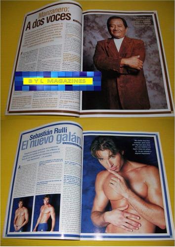 backstreet boys sebastian rulli revista donde 2000 manzanero