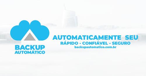 backup automático de dados, arquivos e fotos em nuvem