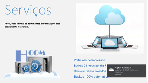 backup corporativo em nuvem 20 gigas por r$ 60,00 90 dias