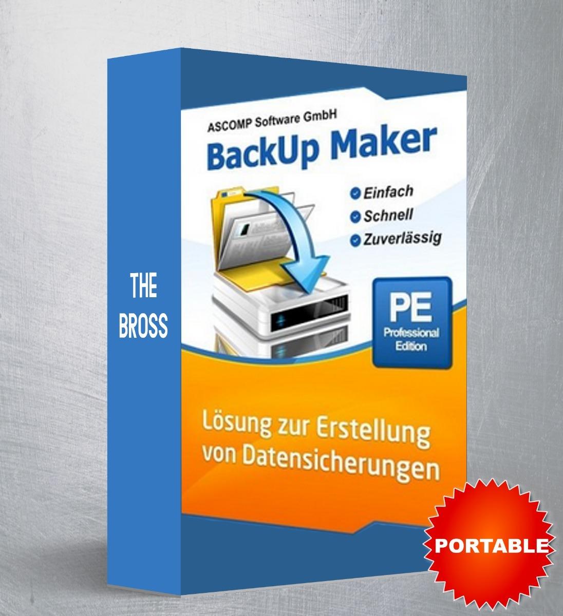 ascomp backup maker 7 professional