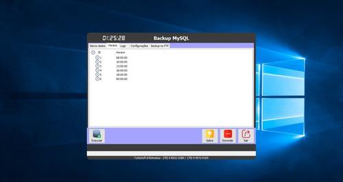 backup mysql multi e auto backup