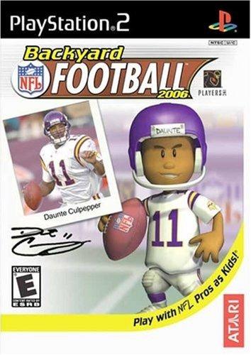 backyard football 2006 - playstation 2