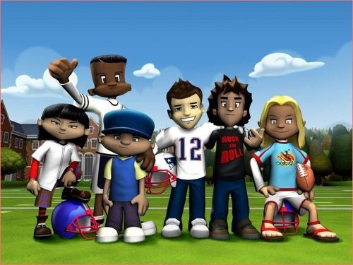backyard football 2009 playstation 2