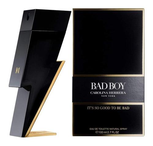 bad boy masculino eau de toilette 100ml