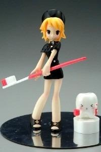 bad dental hygienist shikayma-chan figura pvc yamato