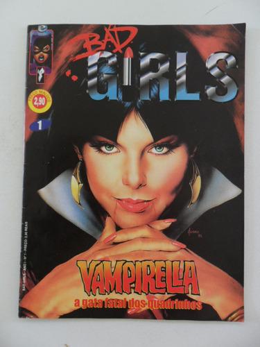 bad girls nº1 ! vampirella! escala!