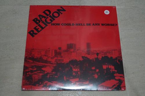 bad religion how could hell be any vinilo rock activity