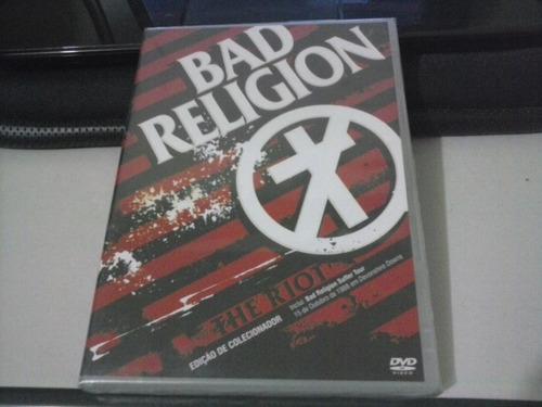 bad religion - the riot - lacrado - fret 6,00