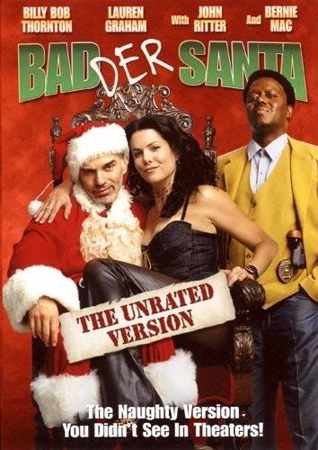 badder santa version sin censura dvd original