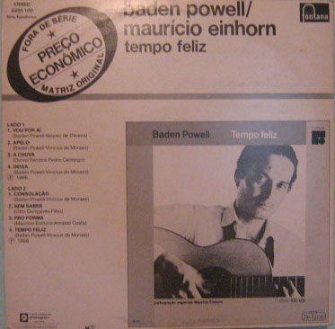 baden powell - tempo feliz - 1966/1978