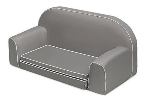 badger basket sofa tapizado con cama plegable y bolsillos de