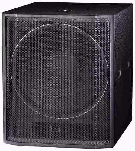 bafle 18  caja de graves e-sound lx-w18 caba