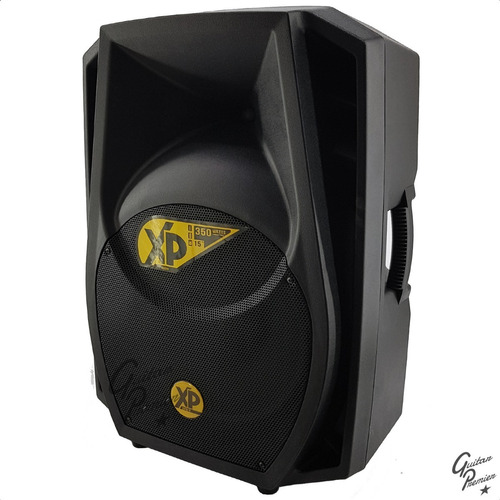 bafle activo profesional 1000w bluetooth usb sd mp3 control