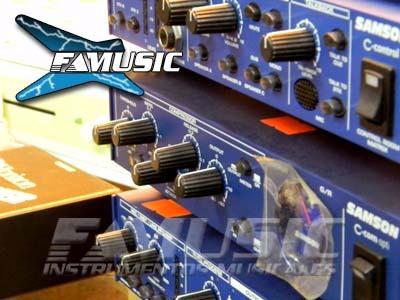 bafle activo titan 8a mkii - wharfedale pro - caja 360 watts