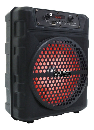 bafle amplificado 8 pulgadas select sound panther ii con tws