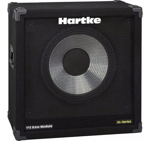 bafle caja hartke para bajo 115bxl 15'' 300w musica pilar