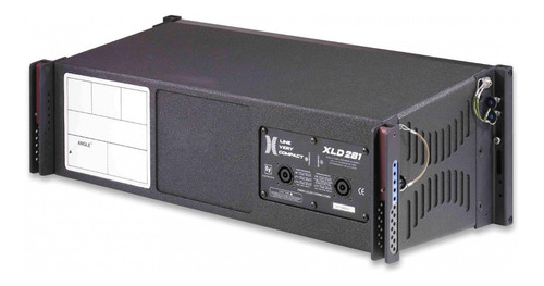 bafle electro voice lineal pasivo, xld-281