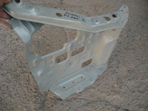 bafle frontal  h1 2006 del der  - lea descripción