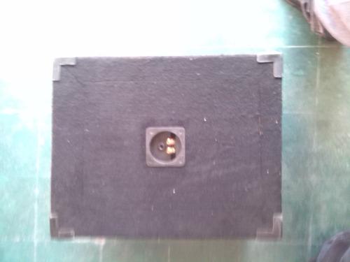 bafle monitor royal crown 12 pulgadas ventilado