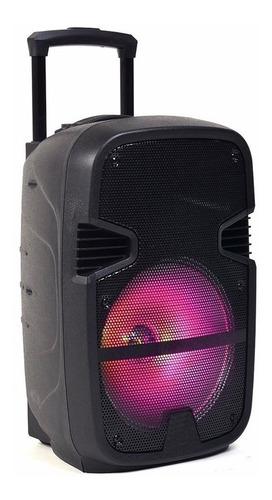 bafle potenciado 250w pigalle hxt6915e bluetooth usb mic