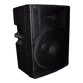 Bafle Potenciado Apogee 18 Pulgadas Bt 518 Bluetooth 500rms