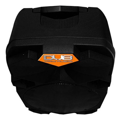 bafle profesional activo con bluetooth 10000w de potencia.