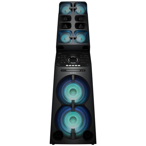 bafle sony muteki mhc-v90dw wi-fi  bluetooth salida hdmi