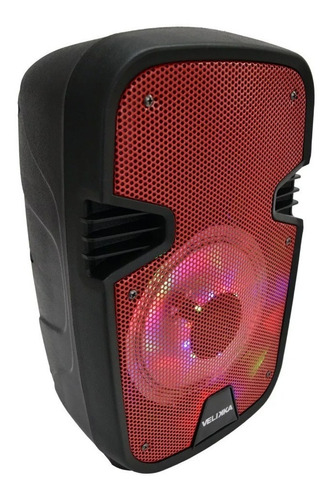 bafles amplificados bluetooth 8 pulg portatil velikka 1080