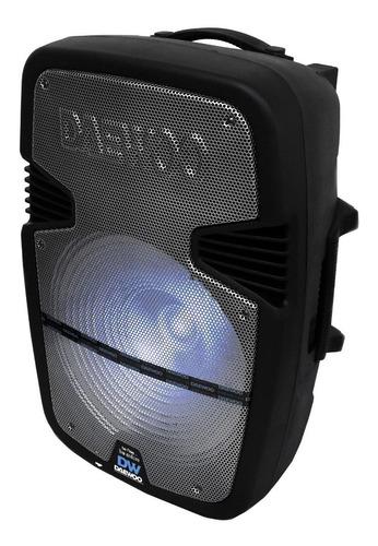 bafles amplificados daewoo bt 15 pulgad audio profesional /e