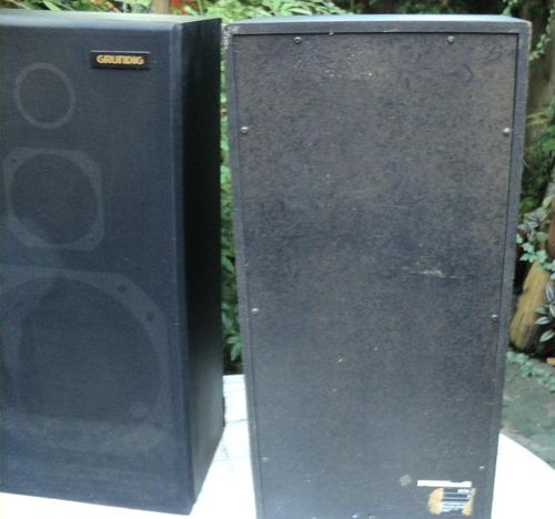 bafles grundig modelo box - 4000