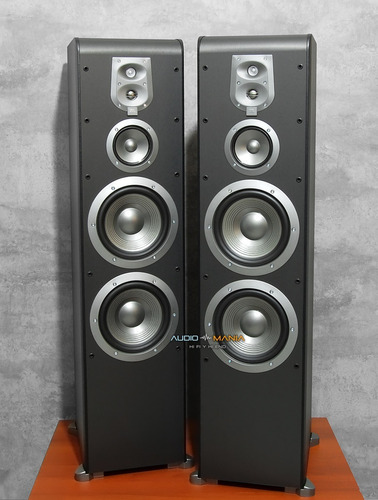 bafles jbl es 90 - impecables - aceptamos audio -