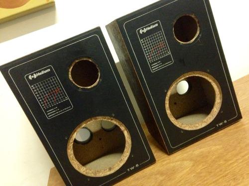 bafles madera | 5 pulgadas | música ambiental - audio car